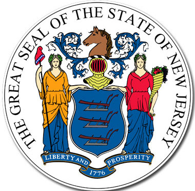 State Seal, New Jersey Elder Abuse Attorney