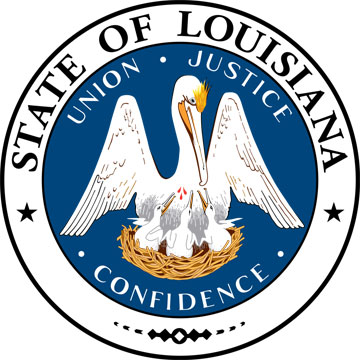 Louisiana State Seal, Elder Abuse Law