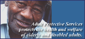 South Carolin Adult Protective Services